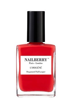NAILBERRY Neglelak - Nailpolish L´OXYGÉNÉ, Pop My Berry