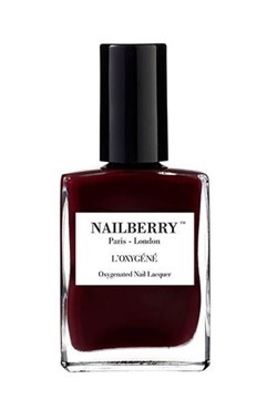 NAILBERRY Neglelak - Nailpolish L´OXYGÉNÉ, Noirberry