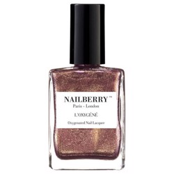 NAILBERRY Neglelak - Nailpolish L´OXYGÉNÉ, Pink Sand