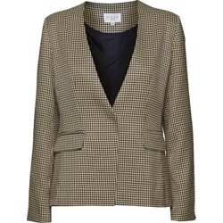 NORR Blazer - Coya Blazer, Brown Check