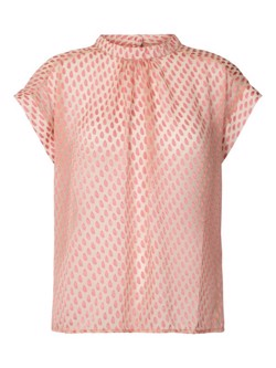Lollys Laundry Bluse - Deva Top, Pink
