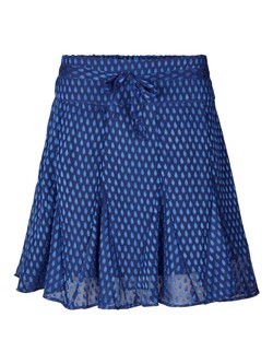 Lollys Laundry Nederdel - Leela Skirt, Blue