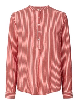 Lollys Laundry skjorte - Lux shirt, 30 Red