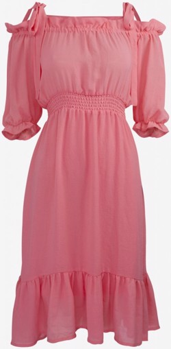 Baum und Pferdgarten kjole - Abril Dress, Salmon Rose