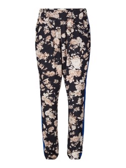 Lollys Laundry Bukser - Gonna Pants, Flowerprint
