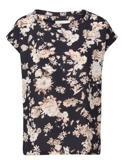 Lollys Laundry Bluse - Krystal Top, Flowerprint
