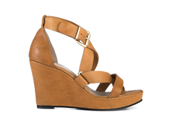 Ivylee Sandaler - Marie Wedge sandal, Light Tan