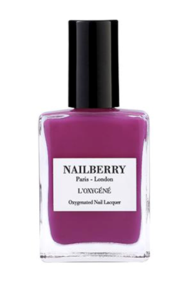 NAILBERRY Neglelak - Nailpolish L´OXYGÉNÉ, Hollywood Rose