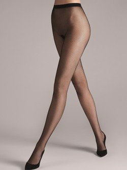 Wolford Strømpebukser - Twenties Tights, Black