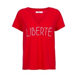 Unlimited Edition T-shirt - Liberté, Red