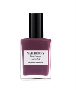NAILBERRY Neglelak - Nailpolish L«OXYGƒNƒ, Purple Rain
