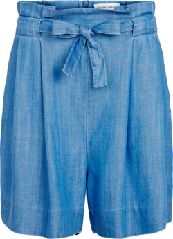 Second Female Shorts - Sabba Shorts, Blue Denim