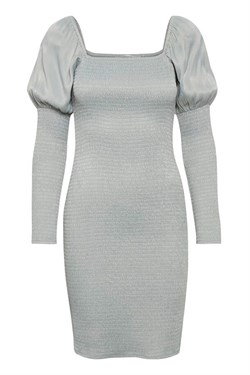 Gestuz Kjole - SunnaGZ short dress, Slate Grey