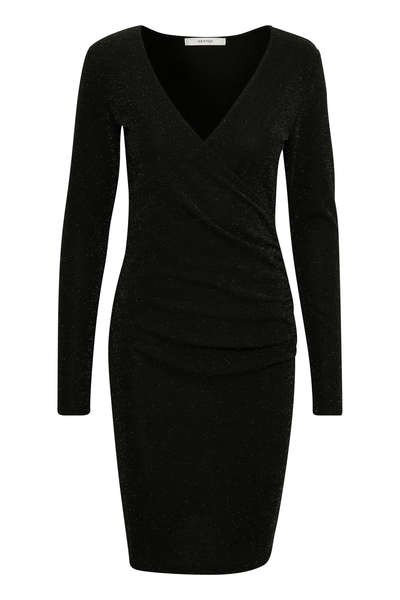 d6dafcae Gestuz Kjole - Figa Dress, Black