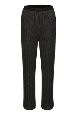 Gestuz bukser - Luretta Pants, Black