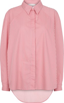 Just Female Bluse -Timeo shirt, Rapture Rose stripe